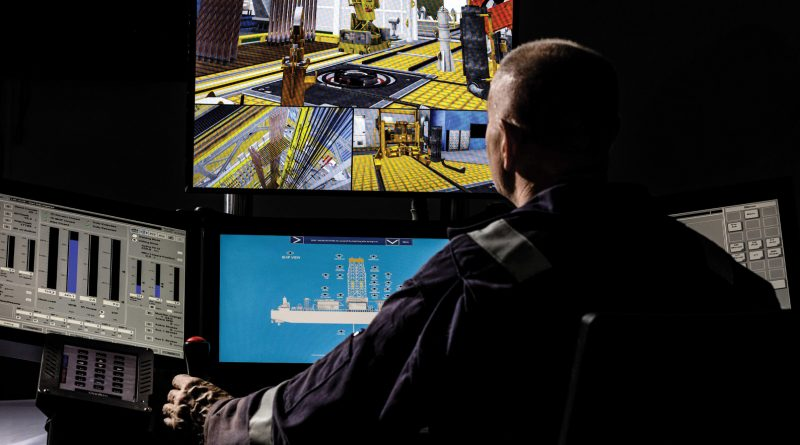 On The Rig (OTR) portable drilling simulator