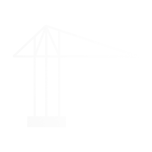 Crane Package Icon White