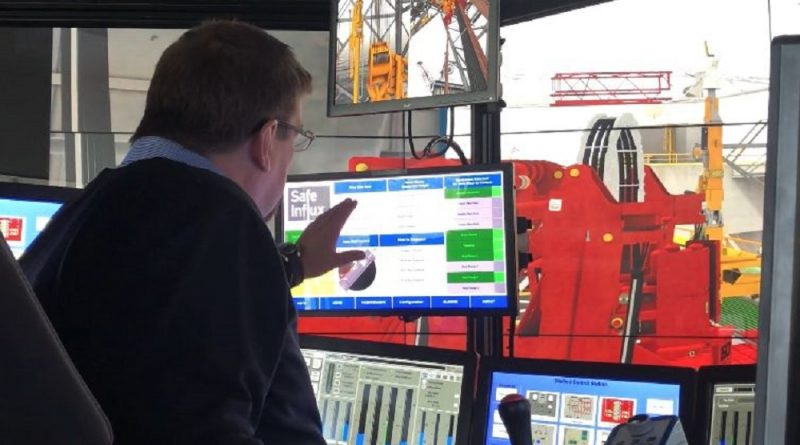 Drilling and well control simulator tests show life-saving potential of Safe Influx
